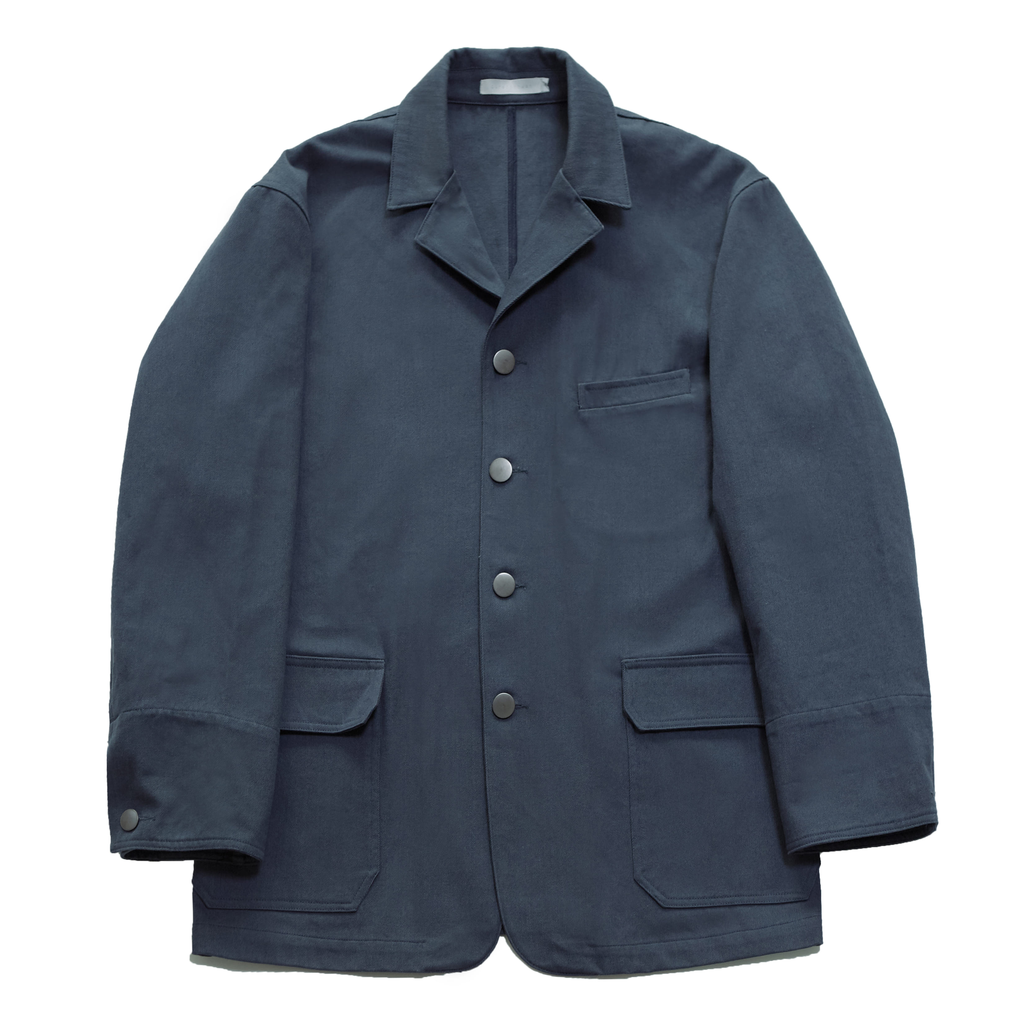 tailored jacket (navy)